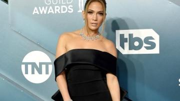Photo: Jennifer Lopez wore $9 million in diamonds to SAG Awards