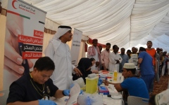 Photo: Over 53,000 beneficiaries from ERC aid in Umm Al Qaiwain in 2019