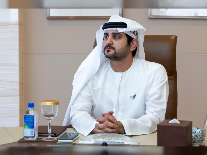 Photo: Maktoum bin Mohammed issues Resolution regulating 'Grant of Law Enforcement Capacity' in Dubai