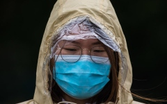 Photo: China confirms first case of successful treatment for coronavirus
