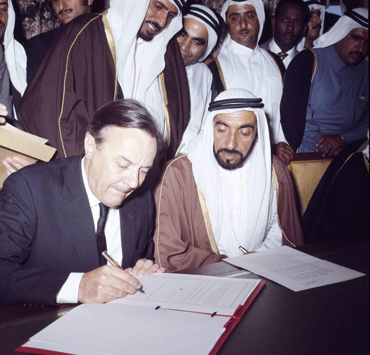 Photo: Dubai to host 'Photographs in Dialogue UAE - 1971 - UK' exhibition