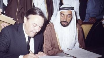 Photo: Dubai to host 'Photographs in Dialogue UAE - 1971 - UK' exhibition