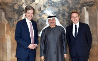 Photo: UAE and France count on each other to achieve peace, security: French official