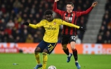 Photo: Young guns shine as Arsenal move into FA Cup fifth round
