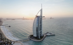 Photo: Dubai's Burj Al Arab crowned best hotel in world for second year in row