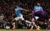 Photo: Guardiola unconcerned by Sterling slump