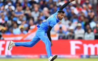 Photo: Hardik Pandya out of Test series against New Zealand