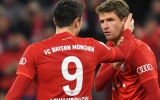 Photo: Mueller shines as Bayern squeeze into German Cup quarter-finals