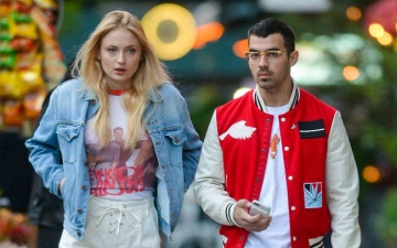 Photo: Sophie Turner and Joe Jonas name their daughter Willa