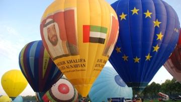 Photo: UAE Balloon Team to launch Expo Dubai Balloon Festival