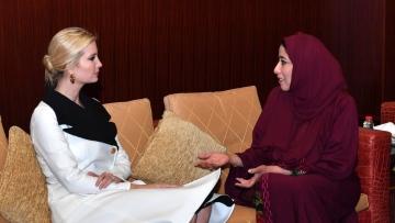Photo: UAE taking leadership in advancing women's empowerment, says Ivanka Trump