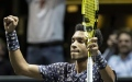 Photo: Canadian teenager Auger-Aliassime to face Monfils for Rotterdam title