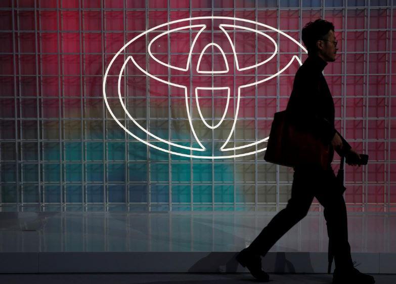 Photo: Toyota global sales plummet 45% during pandemic