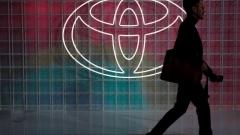 Photo: Toyota to resume China output at three plants next week