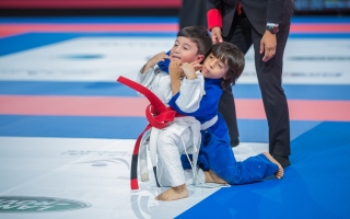 Photo: Abu Dhabi World Jiu-Jitsu Professional Championship 2020 to start on 11th April