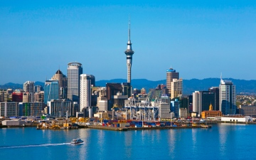 Photo: New Zealand extends ban on China arrivals; no curbs yet for other nations
