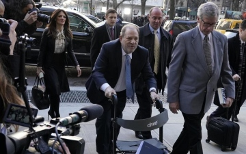 Photo: Harvey Weinstein found guilty on two counts