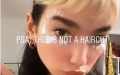 Photo: Dua Lipa says her new style is just 'bleached breakage'