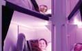 Photo: Air New Zealand tests beds for economy passengers