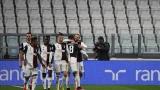 Photo: 'Sad to play' in empty stadium, says Juventus chief