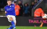 Photo: Barnes, Vardy doubles put Leicester back on track