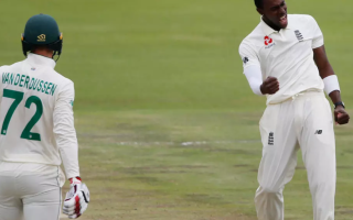 Photo: England paceman Archer hits out at racist abuse