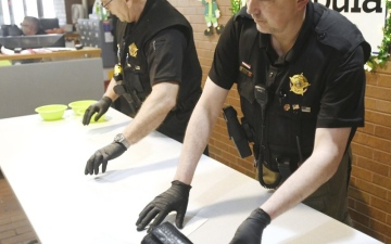 Photo: Officials taking steps to reduce county jail populations