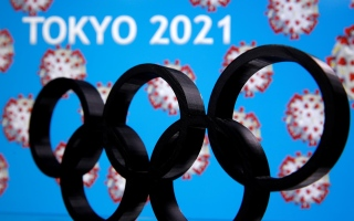 Photo: 2020 Olympics postponed till 2021