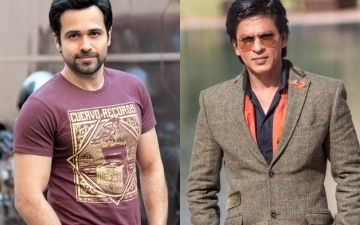Photo: SRK-Emraan ready Bard of Blood 2