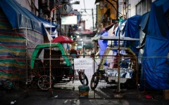 Photo: Philippines reports 343 coronavirus cases, 3 deaths