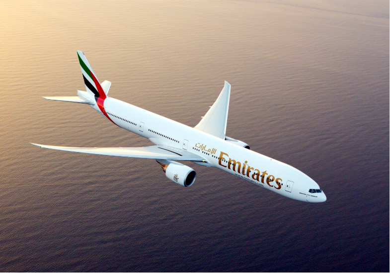 Photo: Emirates announces first passenger flights post suspension