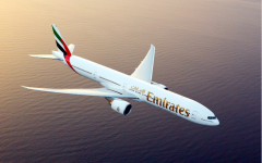 Photo: Emirates announces first passenger flights post suspension