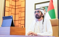 Photo: World of work changing rapidly; dedication at home, workplace and everywhere has to continue: Mohammed bin Rashid