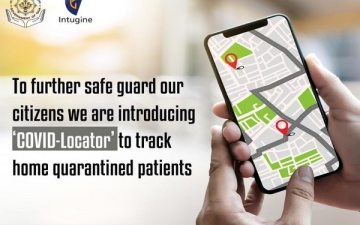 Photo: Indian state of Goa launches mobile app to track quarantined people