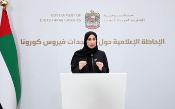 Photo: UAE announces recovery of 23 patients, 277 new cases of COVID-19 among various nationalities