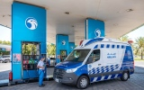 Photo: ADNOC Distribution supports emergency response ambulances, healthcare professionals