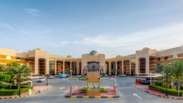 Photo: Ajman University's Computer Lab named after Emirati teacher