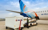 Photo: flydubai Cargo continues movement of vital goods in region