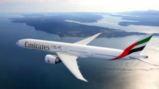 Photo: Emirates resumes service to Nairobi, Baghdad and Basra
