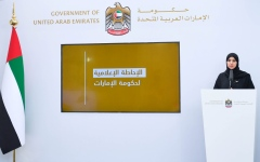 Photo: UAE Government: COVID-19 recoveries rise to 17,546; new 726 cases identified