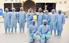 Photo: Mars Hope Probe due to launch 15th July: Emirates Mars Mission
