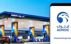 Photo: Nine million contactless transactions completed on ADNOC Distribution app since start of 2020