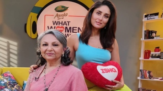 Photo: Sharmila may follow Kareena to Insta