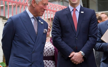 Photo: Prince Charles reveals musical role in The Duke and Duchess of Cambridge's wedding