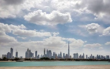 Photo: Cloudy, humid weather expected for coming days
