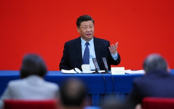 Photo: Chinese President calls for long-term perspective to deal with current economic challenges