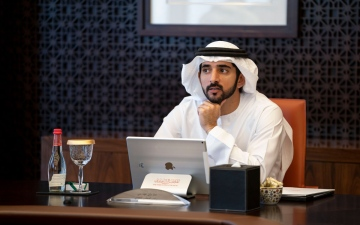 Photo: Hamdan bin Mohammed launches exceptional 4th edition of HBMAIPM with new category, 'Innovative Practices in Handling the COVID-19 Pandemic'