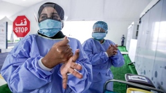 Photo: OECD recognises UAE's efforts in fighting coronavirus