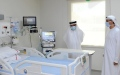 Photo: DHA establishes new medical isolation facility for COVID-19 patients