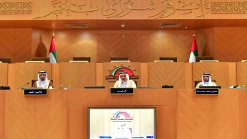 Photo: Loyal Emiratis are capable of defending our soil: FNC Speaker